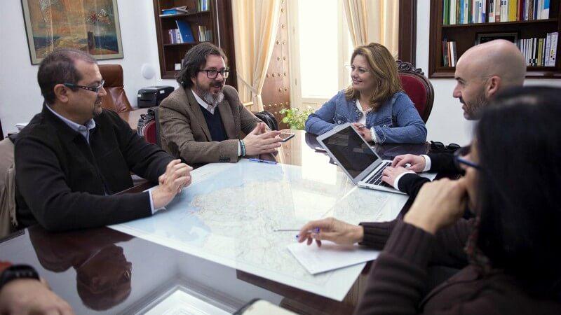 La Diputación de Cádiz muestra su apoyo a la celebración del III CIT 2018