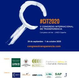 El rector Mairal y la ministra Darias inauguran el V Congreso Internacional de Transparencia, CIT 2020 – Comunicación UNED